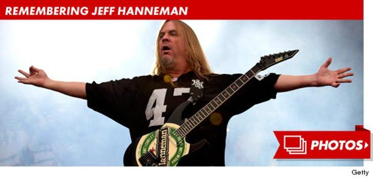 Remembering Jeff Hanneman