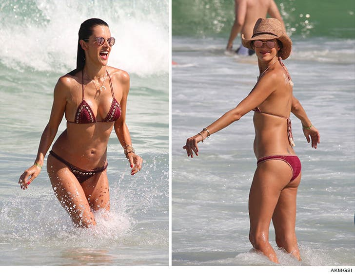 AmbrosioHere's Poop On Real Alessandra Rio's Ocean The xBeWrCdo