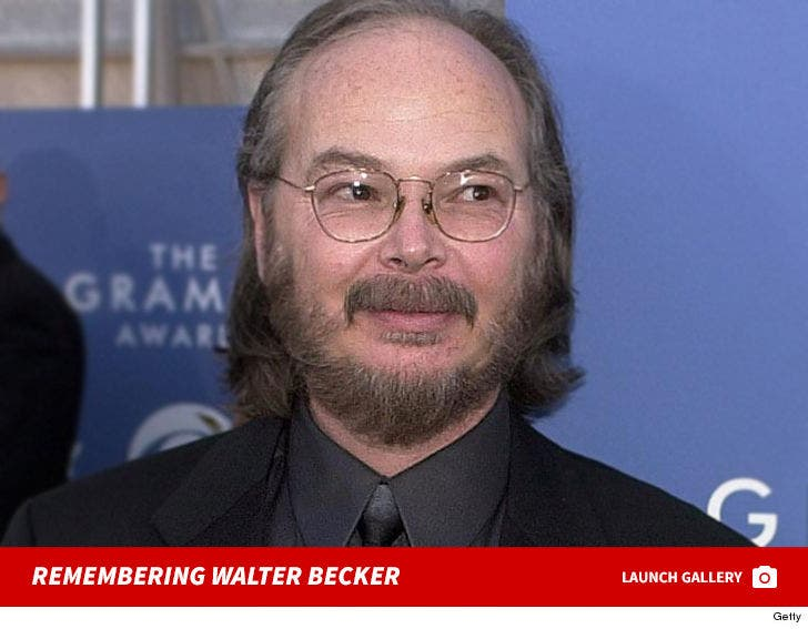 Remembering Walter Becker