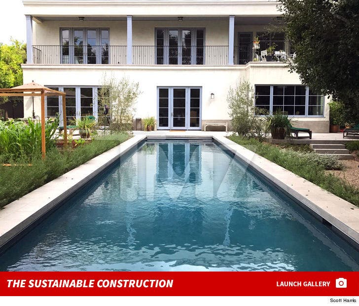 Ed Begley Jr. -- Sustainable House Construction