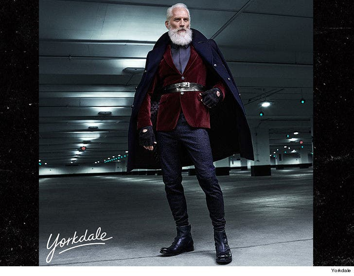 Fashion Santa Settles Trademark Dispute with Toronto Mall