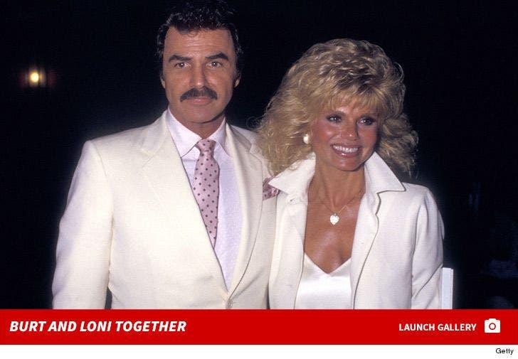 Burt and Loni Together