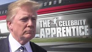 Donald Trump Insists He'll Spend 'Zero Time' Producing 'Apprentice' (VIDEO)