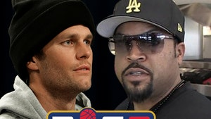 Tom Brady Helps BIG3 Take Down 'Fraud' Hoops League
