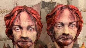 Charles Manson's Cremations Used to Make Bloody Manson Masks