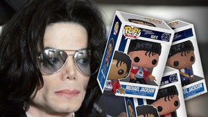 Michael Jackson Estate Stops Funko POP! from Using Image of MJ Dolls