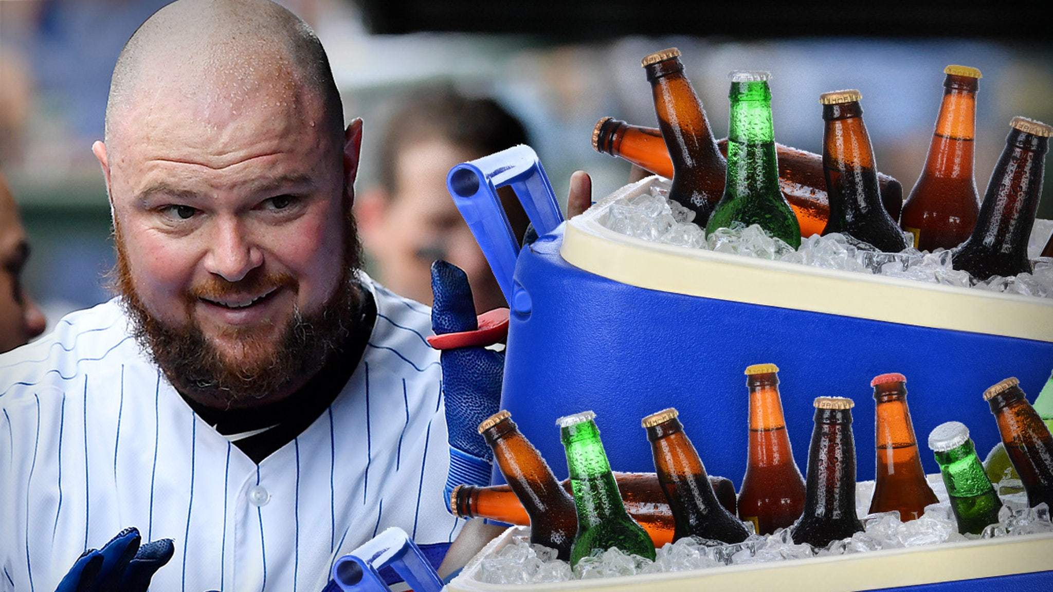 MLB's Jon Lester Thanks Cubs Fans With Free Beer!!!