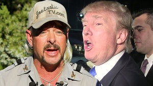 Joe Exotic Claims He Was 'Too Gay' to Get Pardoned, Rips Trump