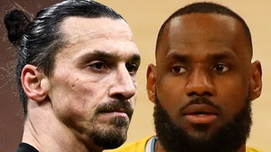 Zlatan Ibrahimovic Doubles Down on LeBron Comments, Stay Out of Politics!