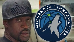 Minnesota Timberwolves Dedicate Game Ball to George Floyd's Family, Emotional Win