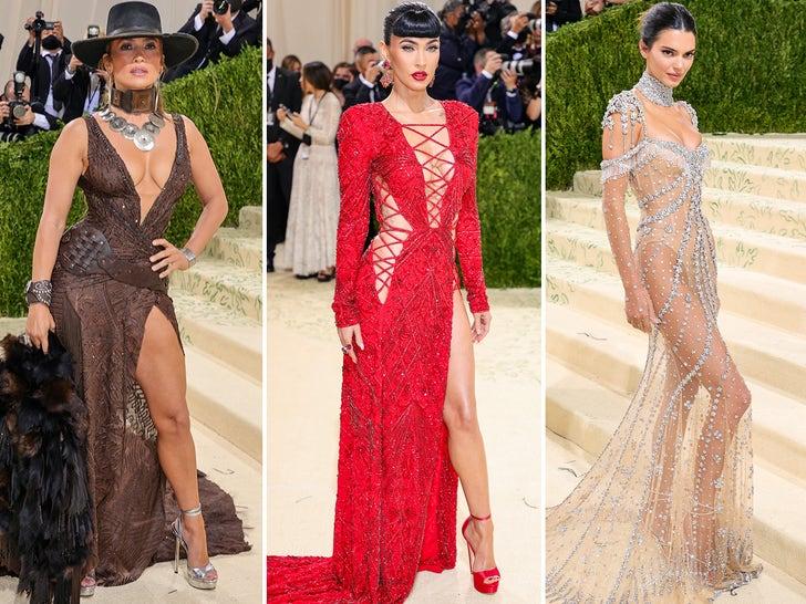 2021 Met Gala Fashion