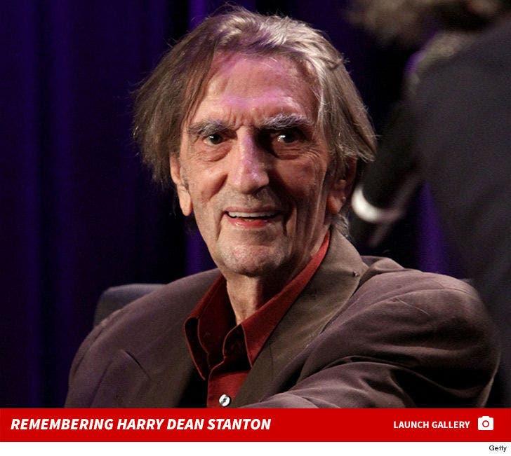 Remembering Harry Dean Stanton
