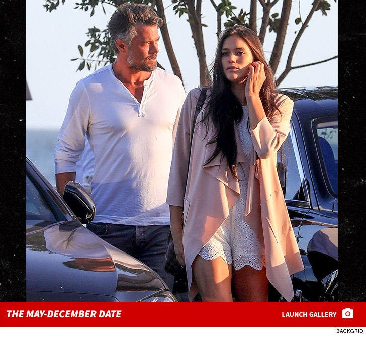 Josh Duhamel On Date With New Young Woman After Saying He Wants