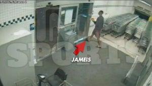 Jameis Winston -- VIDEO OF CRAB LEG THEFT RELEASED