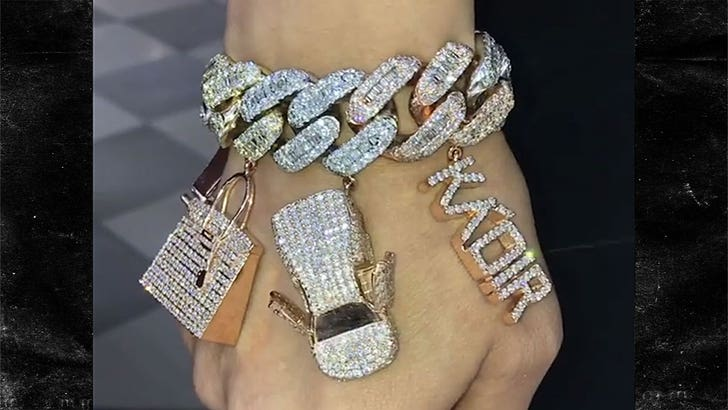 Keyshia Ka'oir Davis Drops $250,000 on Jewelry Shopping Spree