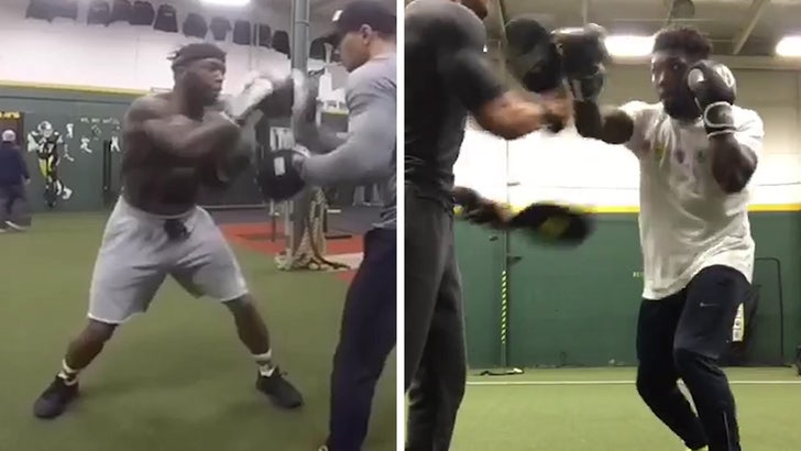 NBA's Nate Robinson Serious About Boxing Jake Paul, 'Let's ...