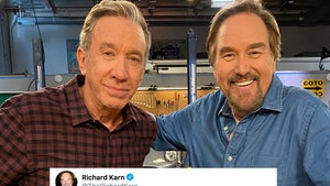 Tim Allen Reunites with Richard Karn to Film New History Show