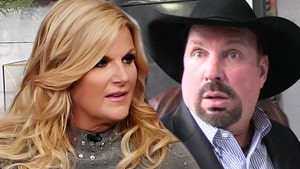 Garth Brooks' Wife, Trisha Yearwood, Tests Positive for COVID, He's Negative