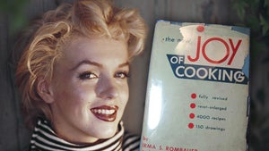 Marilyn Monroe's Personal Cookbooks Head to Auction, Could Fetch $75k