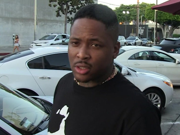 Cops Raid Home in Connection to Deadly YG SUV Shooting