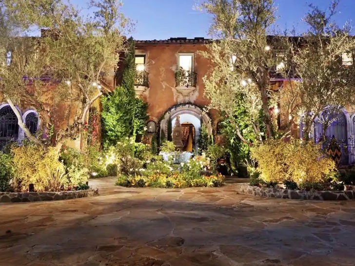 'The Bachelor' Mansion Hits Airbnb