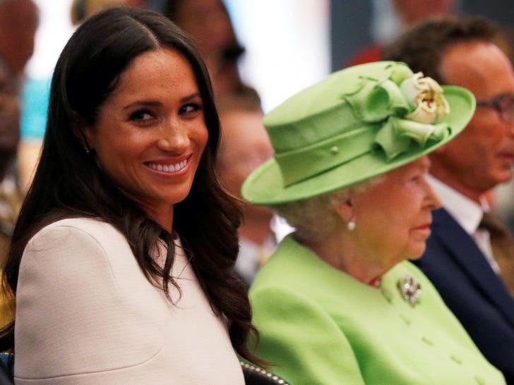 Prince Harry and Meghan Markle -- Living The Royal Life