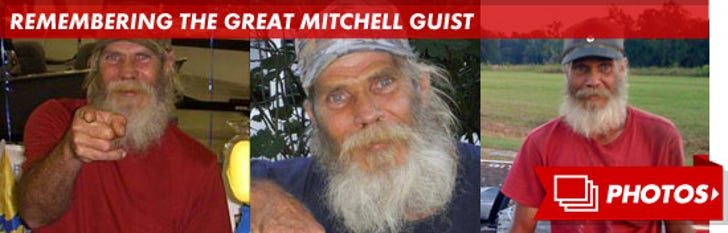 Remembering Mitchell Guist