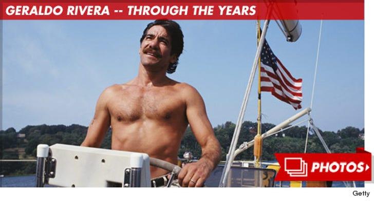 Geraldo Rivera -- Through the Years