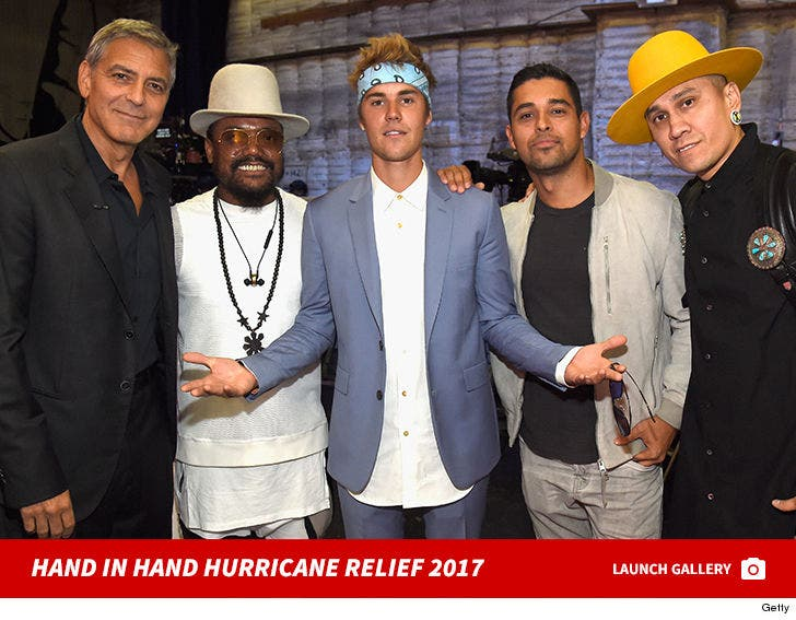Hand in Hand: A Benefit for Hurricane Relief 2017