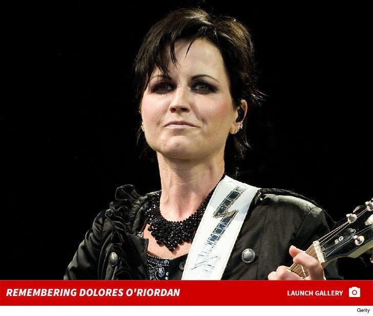 Remembering Dolores O'Riordan