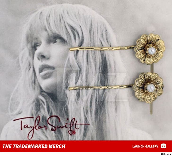 Taylor Swift's Trademark Merch