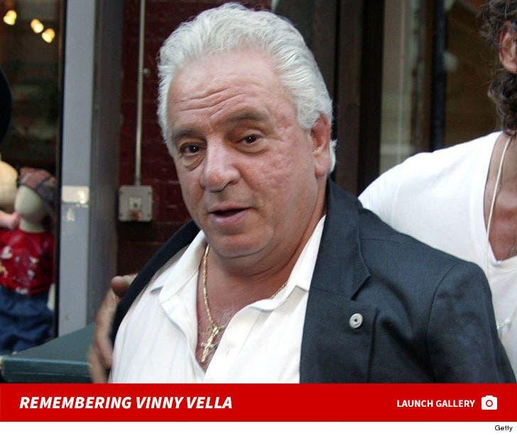 Remembering Vinny Vella