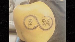 Kobe Bryant's Big Sister Gets Tribute Tattoo for Kobe and Gianna