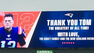 Tom Brady Gets Billboard Tribute from Kraft Family, 'Greatest Of All Time'