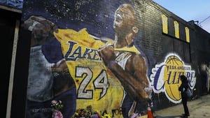 Kobe Bryant Murals