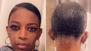 Tessica Brown Gets First Haircut After Gorilla Glue Fiasco