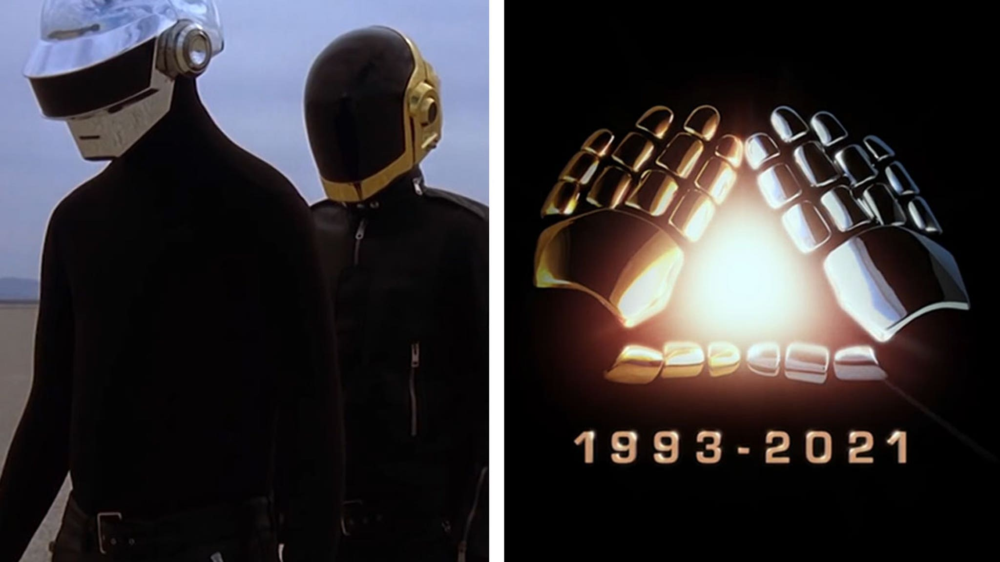 Daft Punk Officially Retire in 'Epilogue' Music Vid