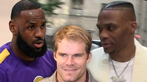 Greg Olsen Says He Could Turn LeBron Into NFL All-Pro In 1 Year, Russell Westbrook Too!