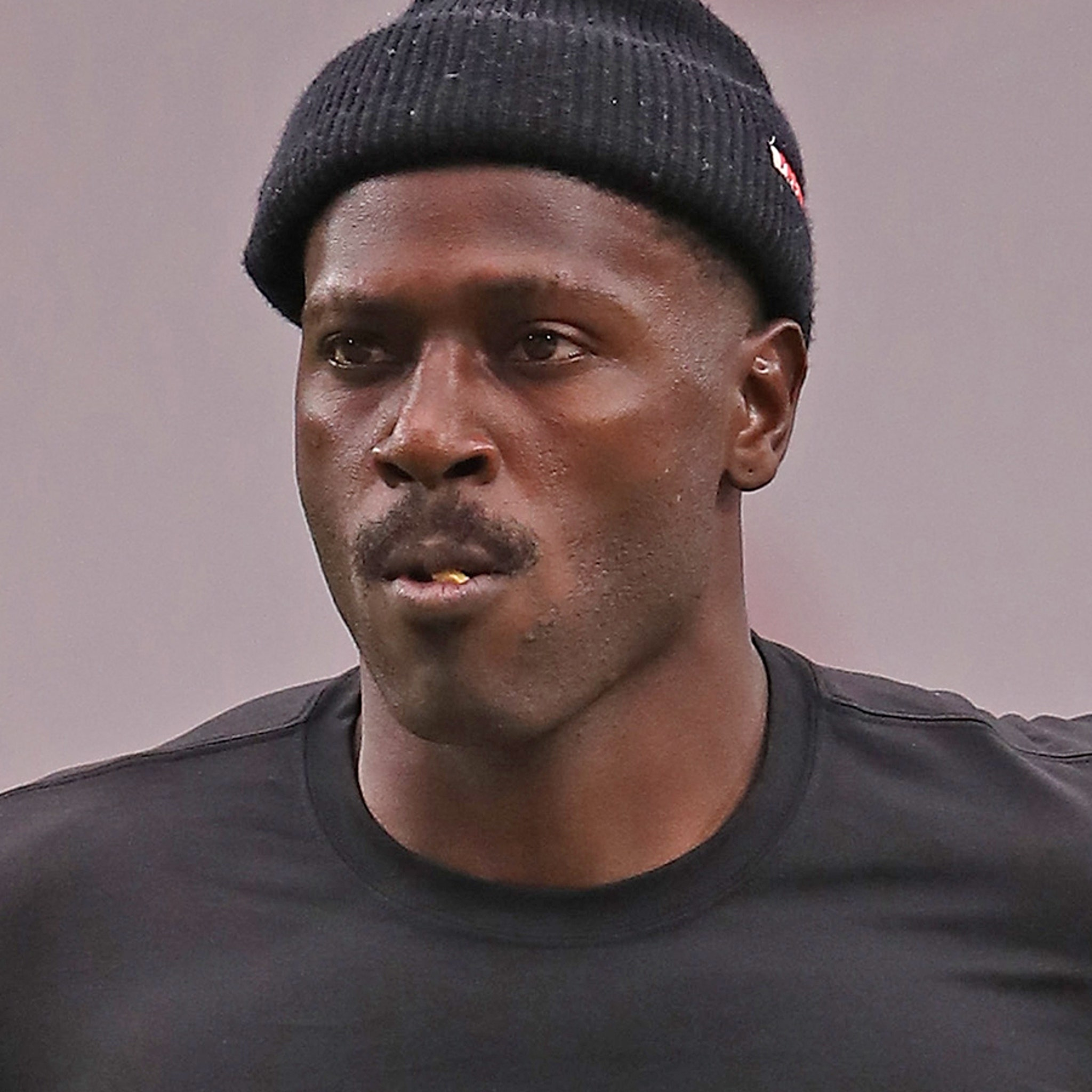 Antonio Brown Accuser Claims Injuries From Truck Attack, Says AB Threw a Rock