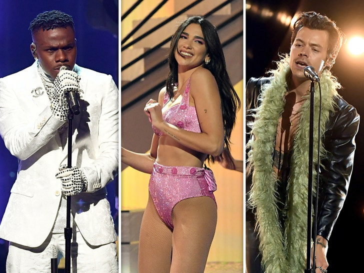 63rd Grammy Awards Performances