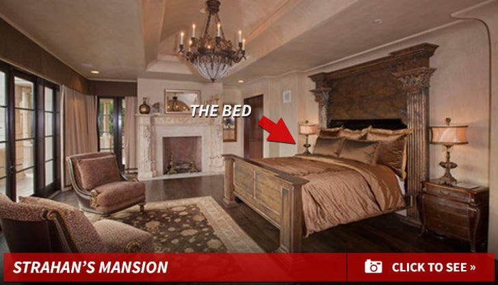 Michael Strahan -- Living In a $20 Million Lap of Luxury