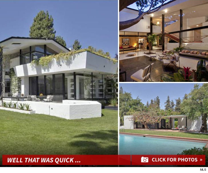 Ellen DeGeneres Flips New Mansion