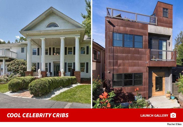 Cool Celebrity Cribs