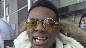 Soulja Boy Sued for Alleged Assault, Assistant Sued for Sexual Battery
