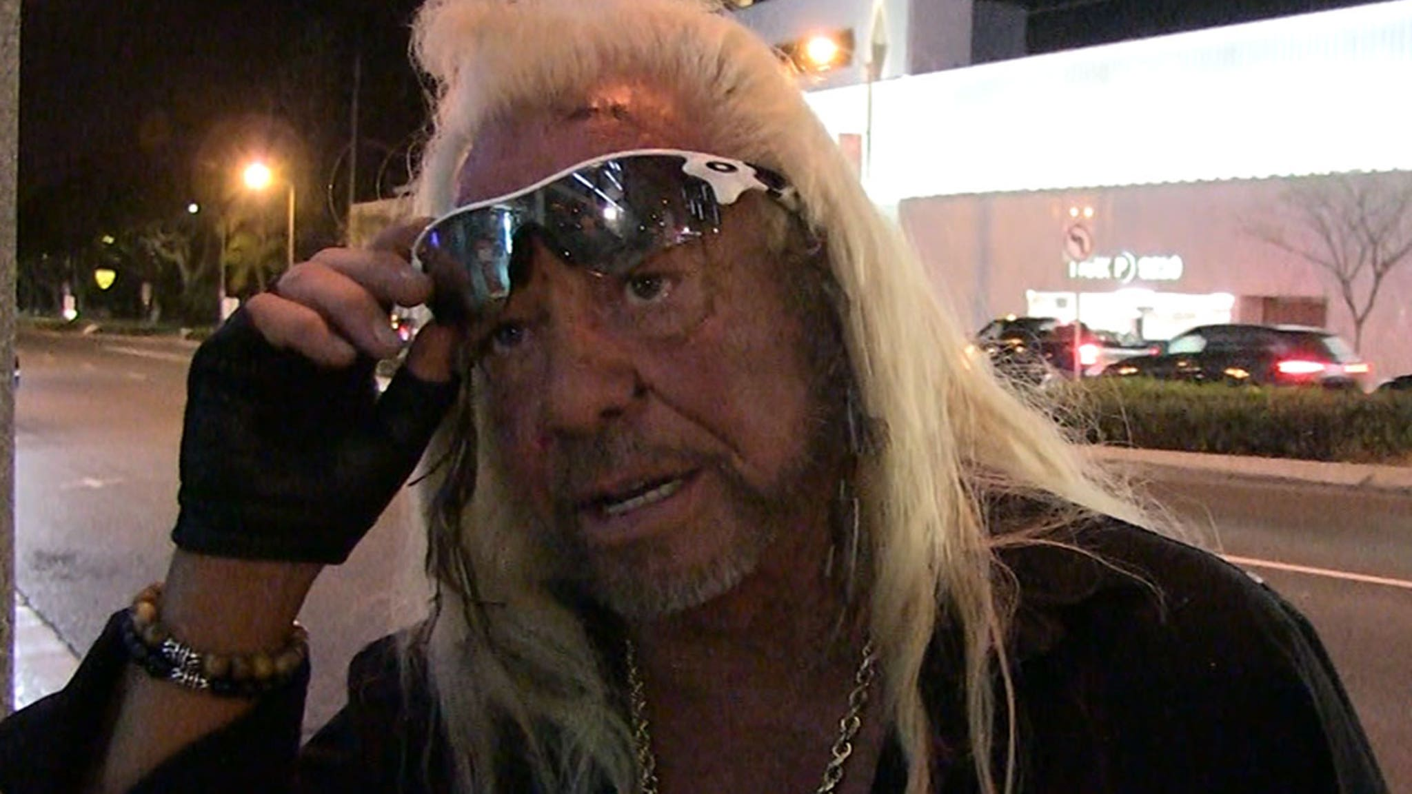 Dog the Bounty Hunter Says Family's Good, Just Crazy Like Normal