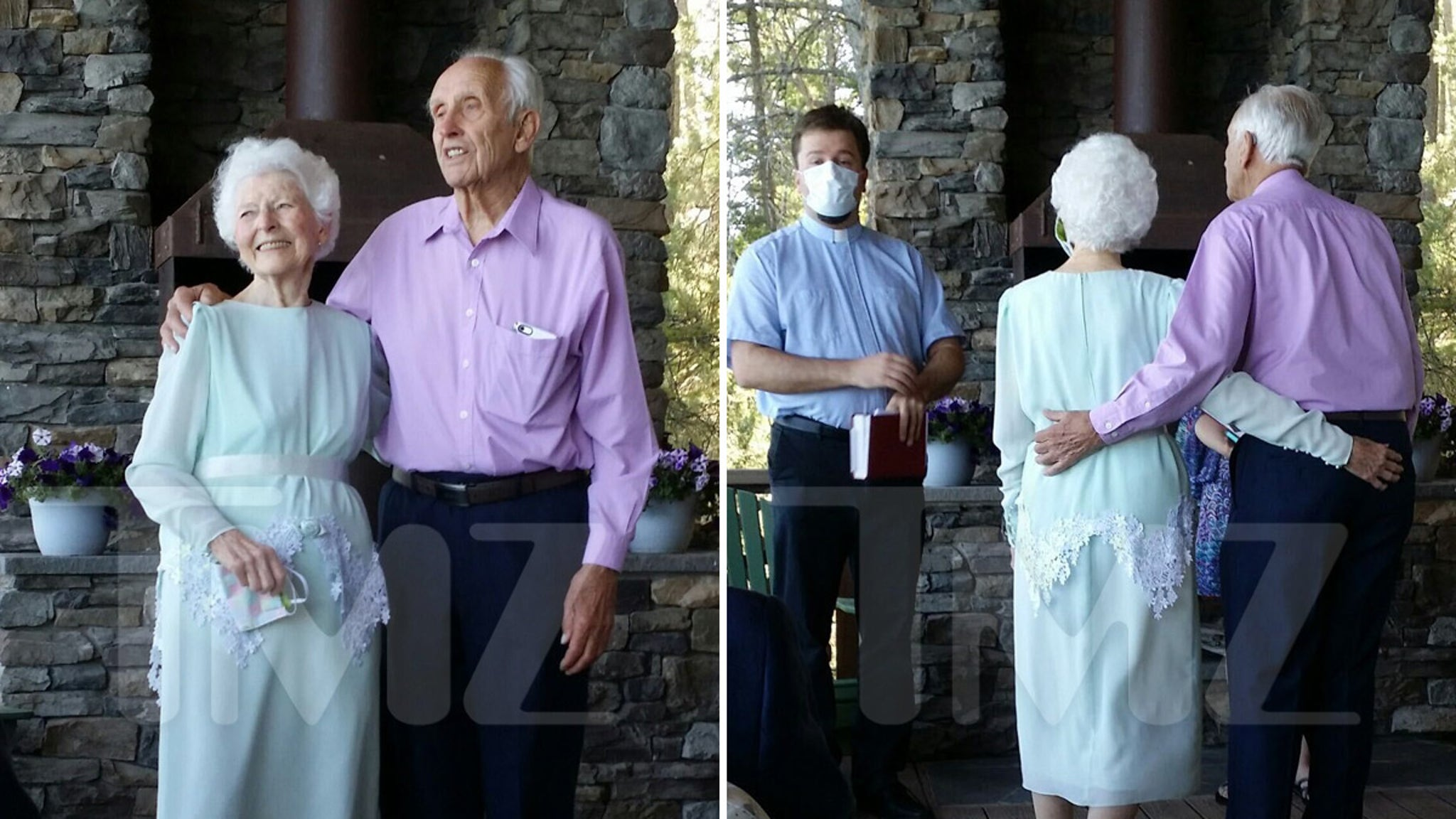 Montana Wedding Couple Gets Hitched at 91 ... Sign a Prenup!!!