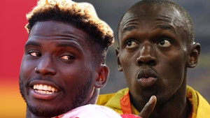 Tyreek Hill Challenges Usain Bolt To Race, 'Stop Hiding'