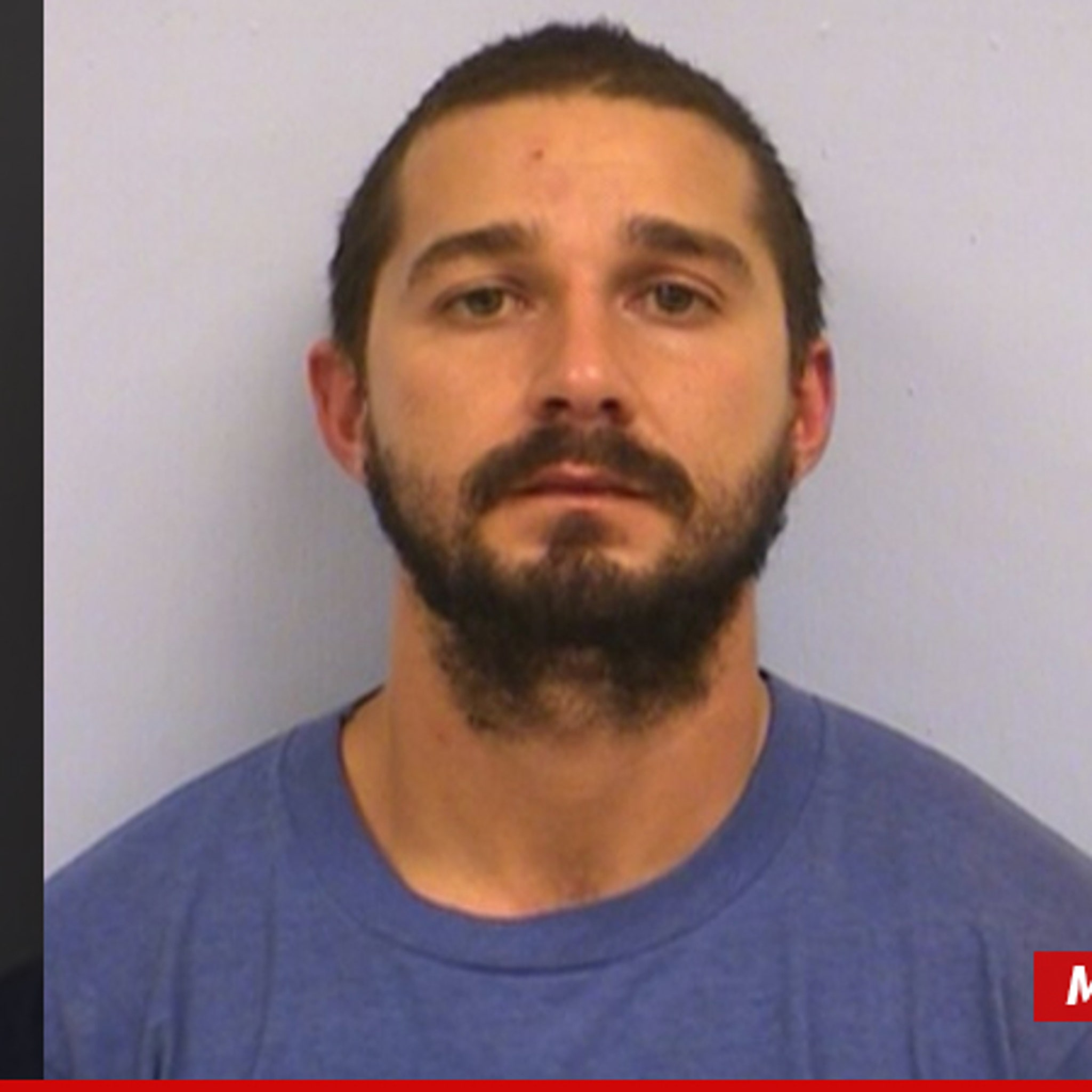 Shia LaBeouf Arrested     Booked for Public Intoxication