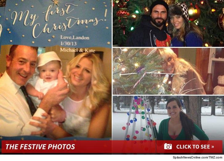 D-list Celebrity Christmas Cards
