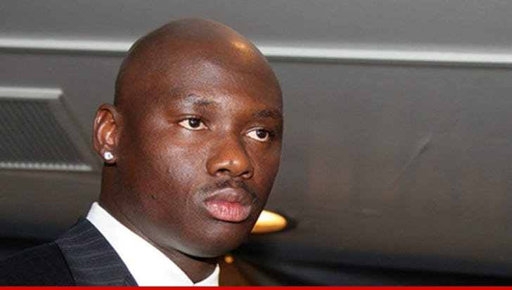 Antonio Tarver -- Released from Jail ... 'I'll Box to ...